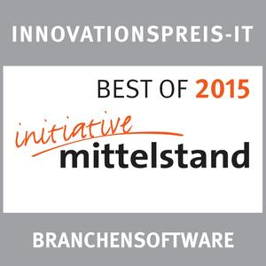 Innovationspreis Branchensoftware 2015