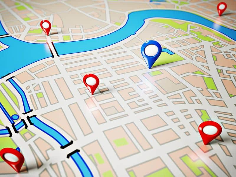 Geo-Analyse, Standortplanung